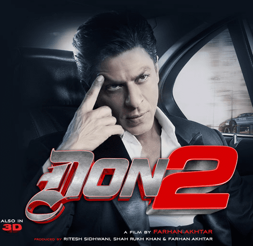 Don 2 DON 2 A Must Watch Waiting for Don2 The Game My life as ManishLA