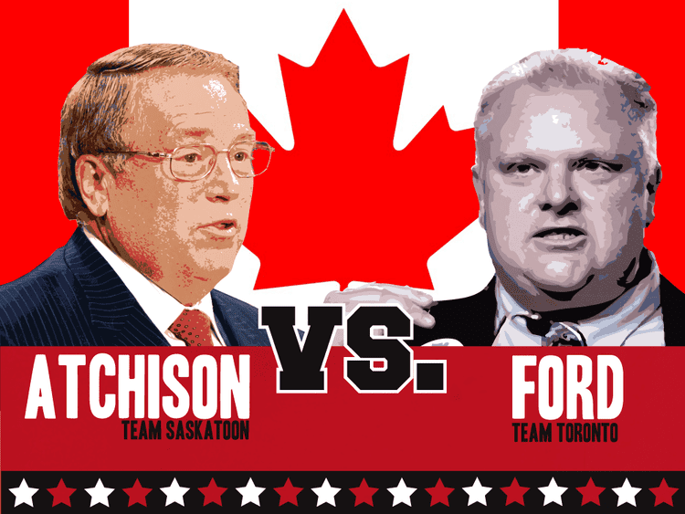 Don Atchison King crazy Atchison versus Ford The Sheaf The