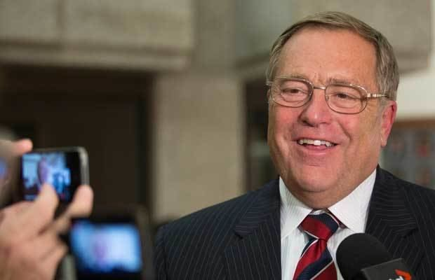Don Atchison Four more years Don Atchison reelected as Saskatoon mayor
