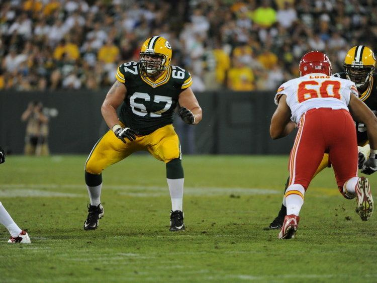 Don Barclay (American football) OnMilwaukeecom Sports Green Bay Packers rookie Don