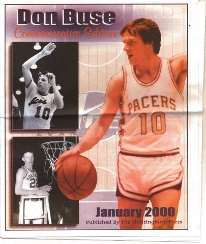 Don Buse Don Buse Indiana Basketball Hall of Fame