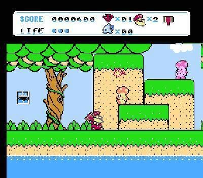 Don Doko Don 2 Don Doko Don 2 User Screenshot 2 for NES GameFAQs