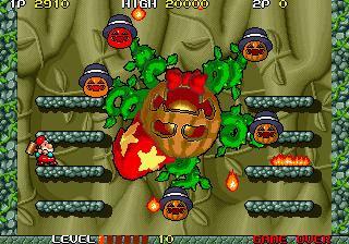 Don Doko Don Don Doko Don Videogame by Taito