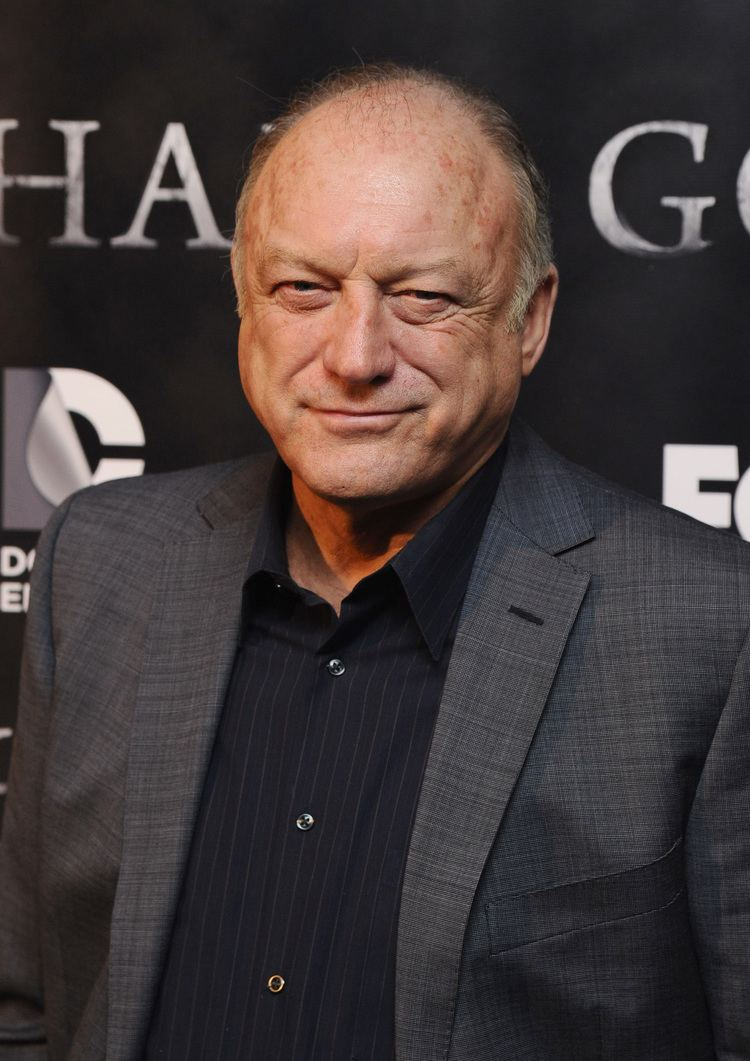 Don Falcone Gotham39 John Doman talks playing Batvillain mob boss