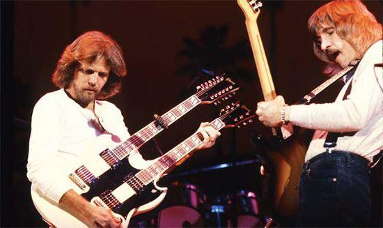 Don Felder JAM Interviews Don Felder of The Eagles Interview