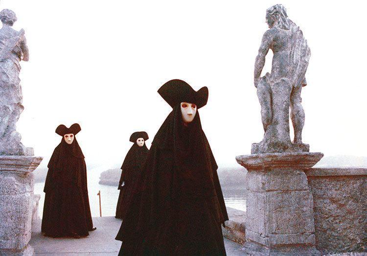 Don Giovanni (1979 film) 1979 Don Giovanni Set Design Cinema The Red List