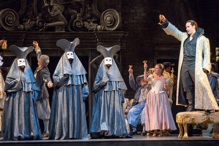 Don Giovanni Don Giovanni39 Festival Theatre 14 17 19 21 23 Nov 3913