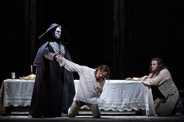 Don Giovanni Stefan Kocan Commendatore WAMozart Don Giovanni