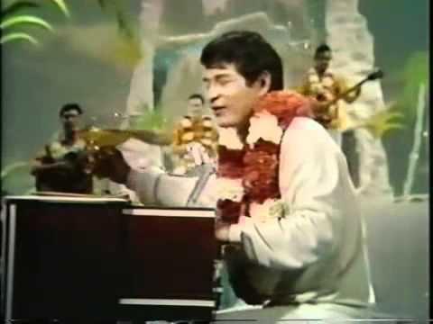 Don Ho Don Ho sings Tiny Bubbles Hollywood Palace 12167 YouTube