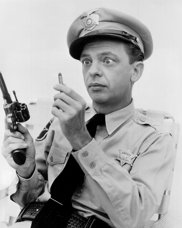 Don Knotts FileDon Knotts Barney and the bullet Andy Griffith Show