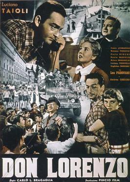 Don Lorenzo (film) movie poster