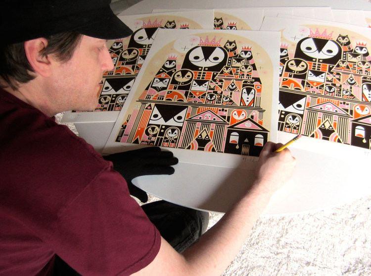Don Pendleton (artist) 411posterscomwpcontentuploads201308Pendleto
