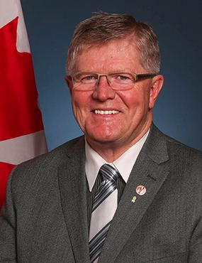 Don Plett Senator Donald Neil Plett