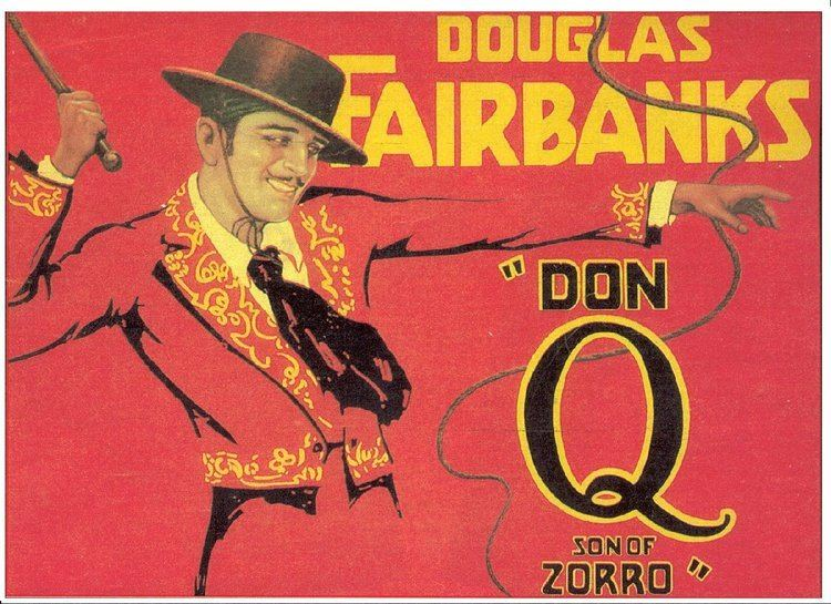 Don Q, Son of Zorro movie scenes  The Mark of Zorro will be screened on Thursday May 17 at 6 30 p m at the Flying Monkey Moviehouse and Performance Center 39 South Main St Plymouth