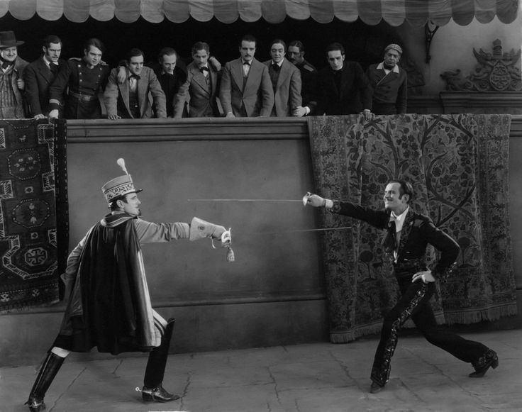 Don Q, Son of Zorro movie scenes Douglas Fairbanks in Don Q Son of Zorro 1925 This