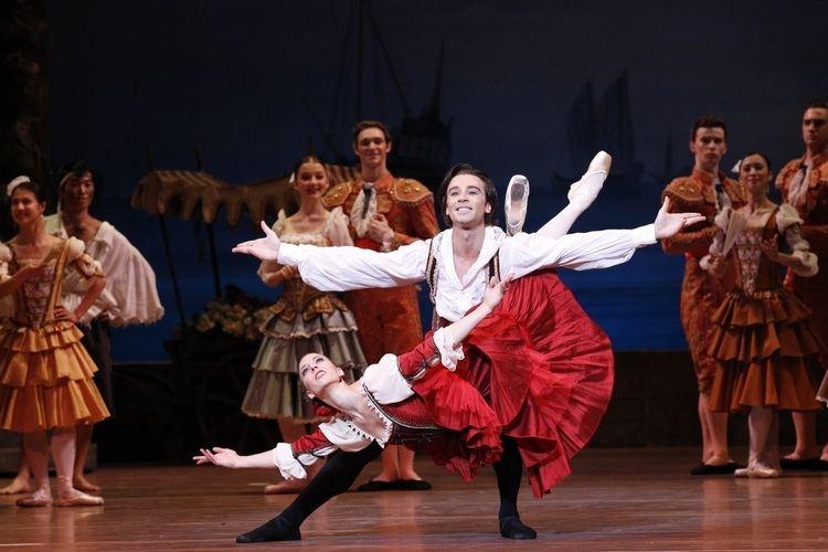 Don Quixote (ballet) The Australian Ballet Don Quixote review Simon Parris Man in Chair