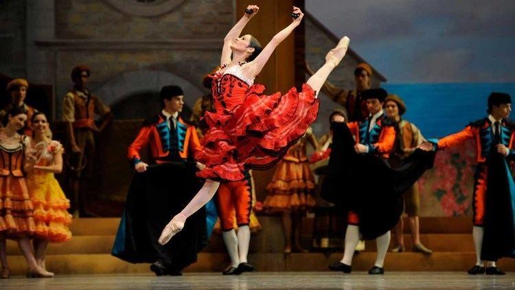 Don Quixote (ballet) SF Ballet in Tomasson Possokhov39s quotDon Quixotequot YouTube