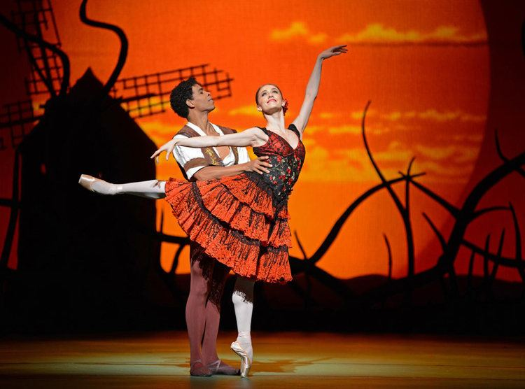 Don Quixote (ballet) Royal Ballet Don Quixote Acosta production London DanceTabs