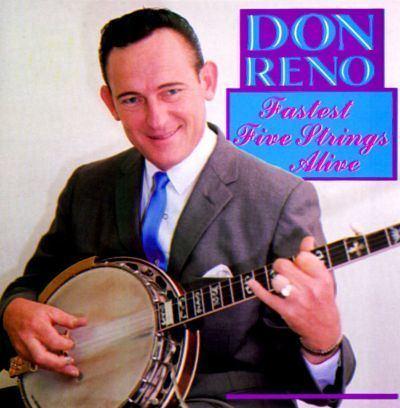 Don Reno Fastest Five Strings Alive Don Reno Songs Reviews