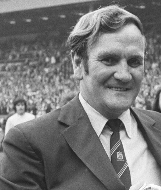 Don Revie Replay Football Leeds United John Cave