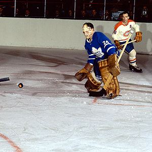 Don Simmons (ice hockey) Legends of Hockey NHL Player Search Player Gallery Don Simmons