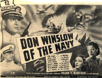 Don Winslow of the Navy wwwwesternclippingscomimagesserialsrdonwinsl