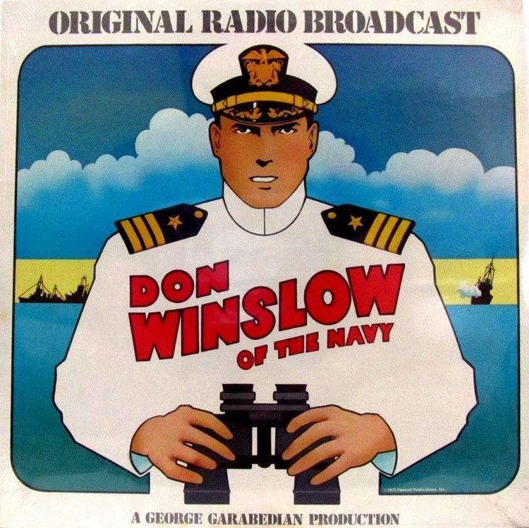 Don Winslow of the Navy Don Winslow Of The Navy RADIO SHOWS Mark 56 626 FULL ALBUM YouTube