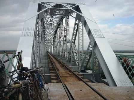 Dona Ana Bridge Tracks4Africa Padkos The Dona Ana Railway Bridge CLOSED for vehicles
