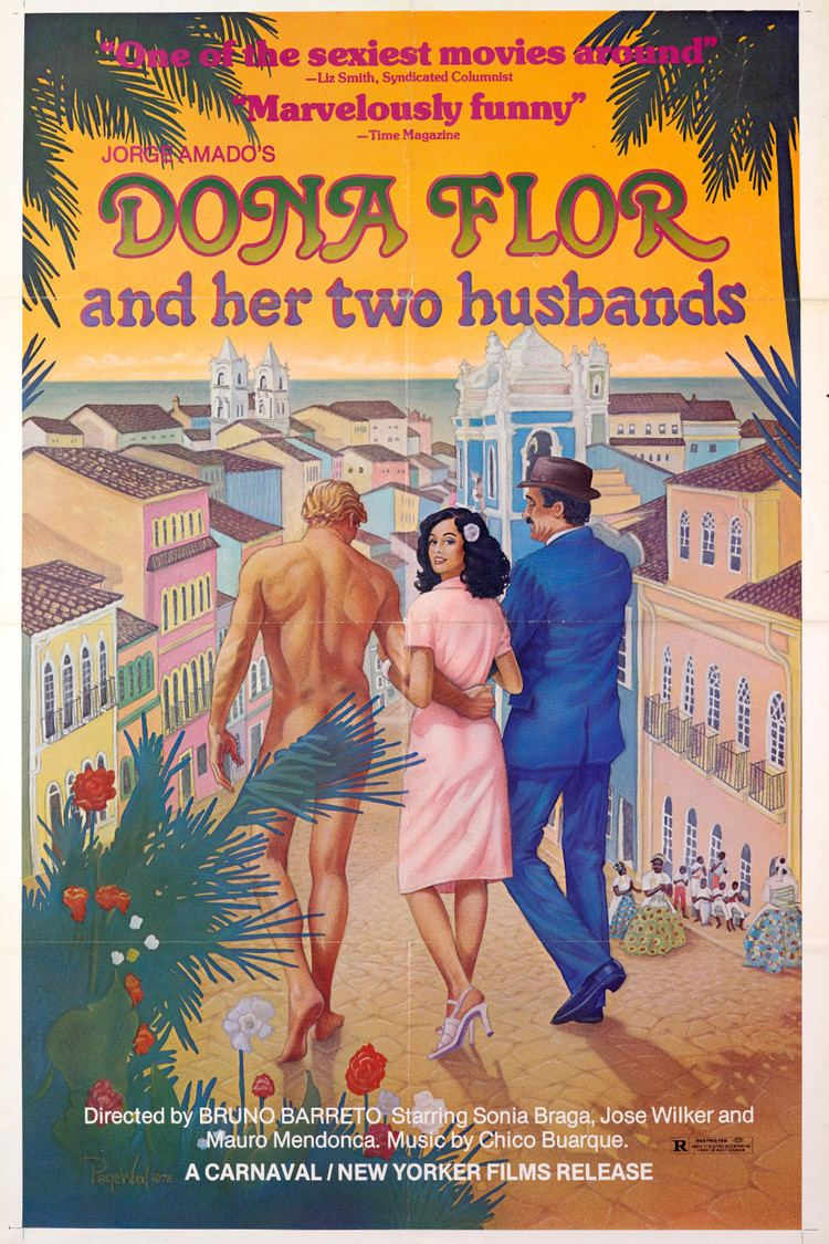 Dona Flor and Her Two Husbands wwwgstaticcomtvthumbmovieposters7586p7586p