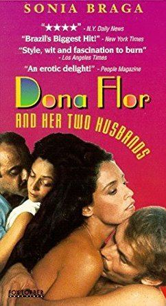 Dona Flor and Her Two Husbands Amazoncom Dona Flor and Her Two Husbands VHS Sonia Braga Jos