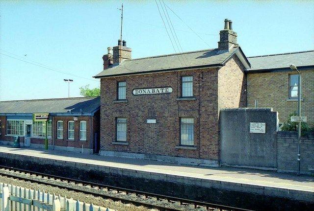 Donabate railway station