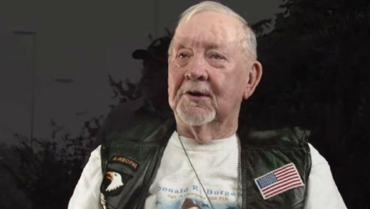 Donald Burgett American Rifleman Goodbye Don Burgett