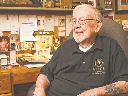 Donald Burgett Donald Burgett a World War II vet and author dies at 91