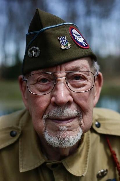 Donald Burgett A jump in the dark A US paratrooper recalls DDay