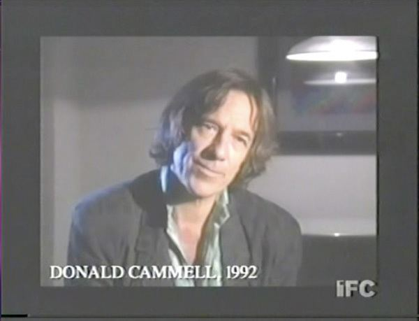 Donald Cammell DONALD CAMMELL THE ULTIMATE PERFORMANCE TV 1998 DVD modcinema
