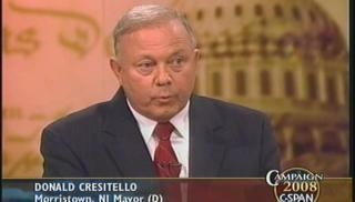 Donald Cresitello Donald Cresitello CSPANorg