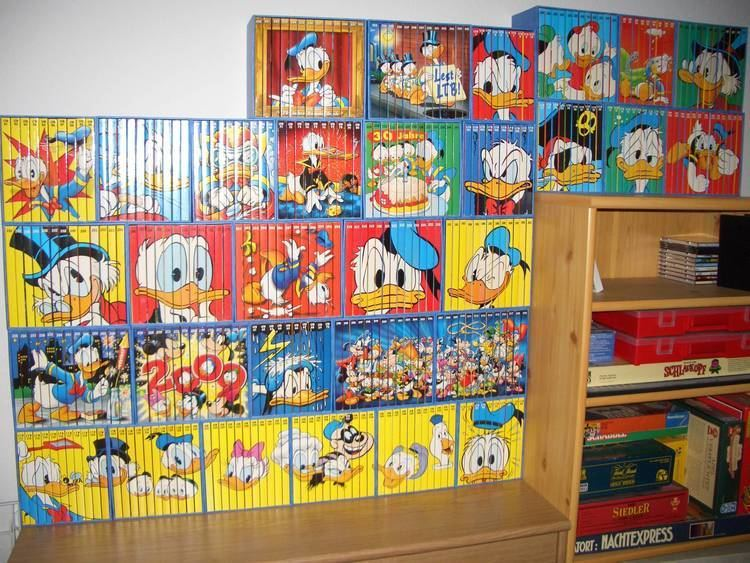 Donald Duck pocket books Donald Duck Pocket Books from rOddlySatisfying CoolCollections