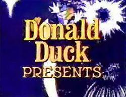 Donald Duck Presents httpsuploadwikimediaorgwikipediaenthumb5