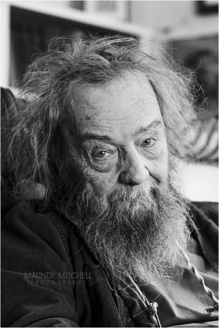 Donald Hall Portraits of the Poet Donald Hall in His Home Maundy