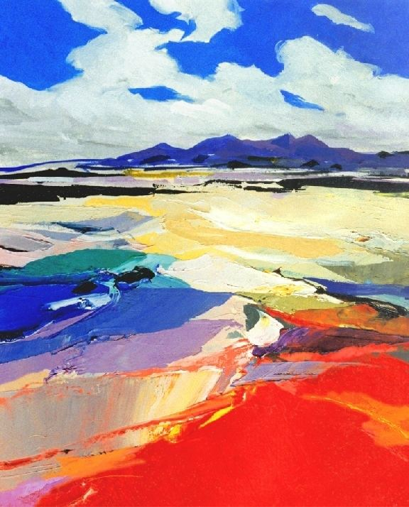 Donald Hamilton Fraser Donald Hamilton Fraser Artist