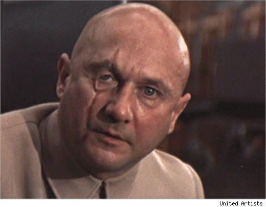 Donald Pleasence Classic Bond Forum View topic Actors We Miss Donald