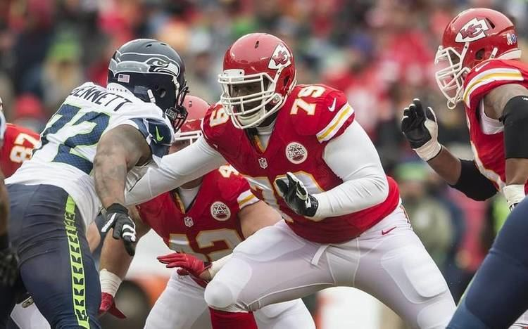 Donald Stephenson Chiefs tackles Eric Fisher and Donald Stephenson have something to