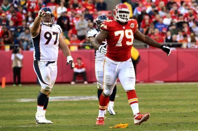 Donald Stephenson New Broncos tackle Donald Stephenson ready to join the party The