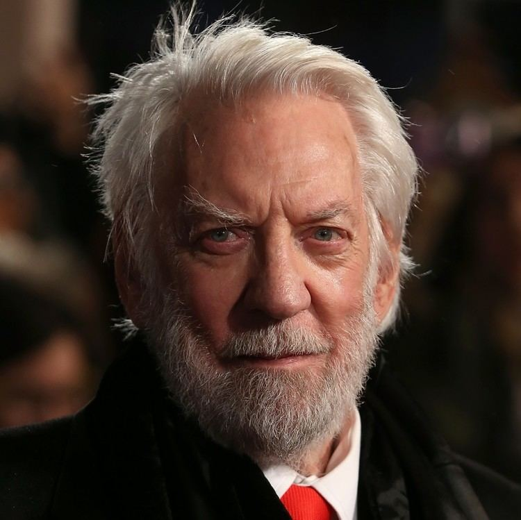 Donald Sutherland Donald Sutherland Actor Film Actor Biographycom