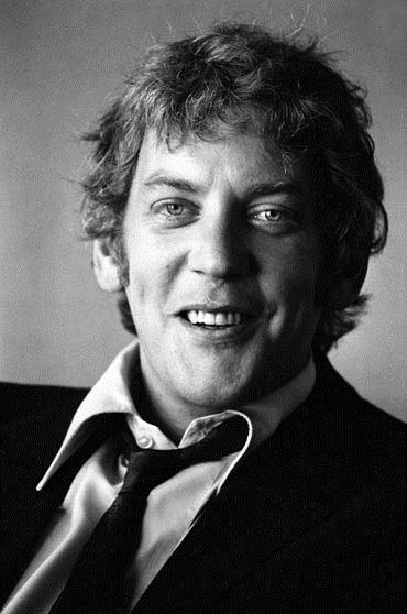donald sutherland young