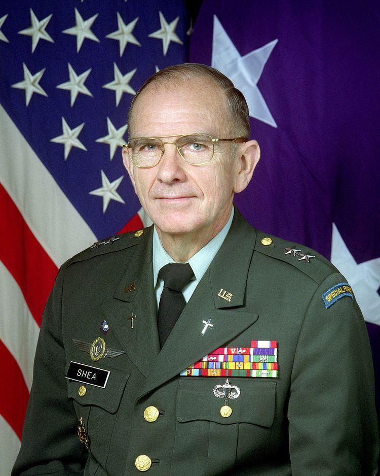 Donald W. Shea