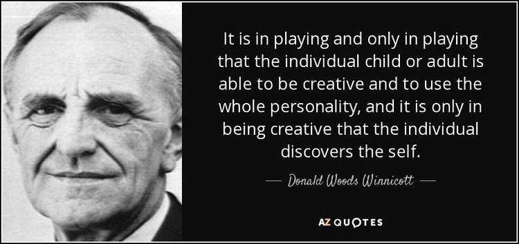 Donald Winnicott TOP 23 QUOTES BY DONALD WOODS WINNICOTT AZ Quotes