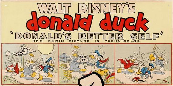 Donald's Better Self Donalds Better Self Movie Posters From Movie Poster Shop