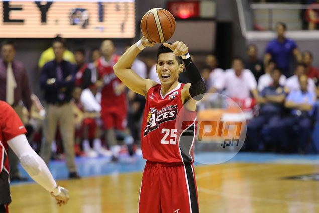 Dondon Hontiveros Dondon Hontiveros hints at playing on after possible last game with
