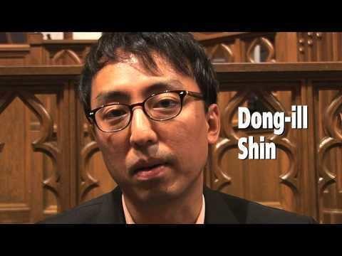 Dong-ill Shin Dongill Shin records debut organ CD at Broadway Baptist Church